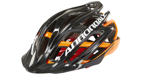 Cannondale Cypher MTB Helmet Black/Orange